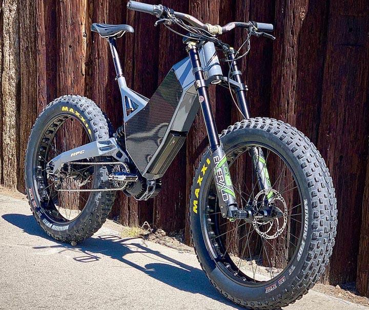 Koropak.co.id - Inilah Penampakan Sepeda Listrik Puluhan Juta Rupiah 2