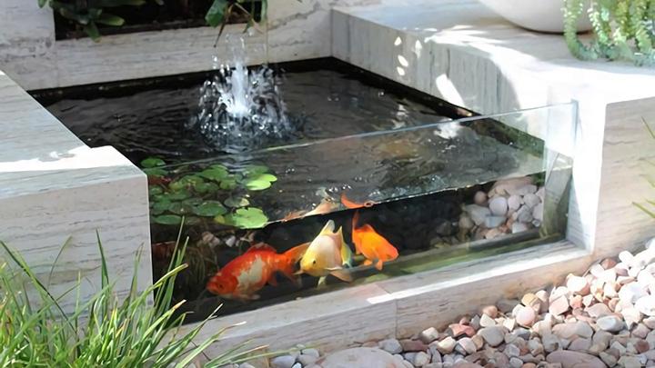 Koropak.co.id - Inspirasi Desain Air Mancur Dalam Rumah (2)