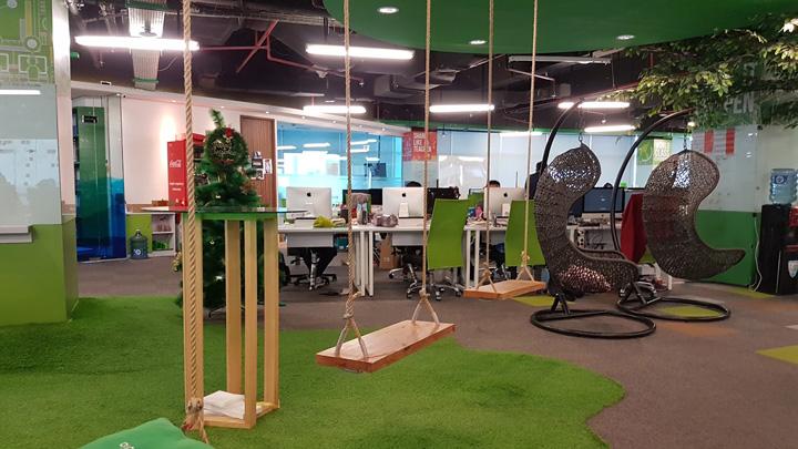 Inspirasi Desain Kantor Start-Up di Indonesia