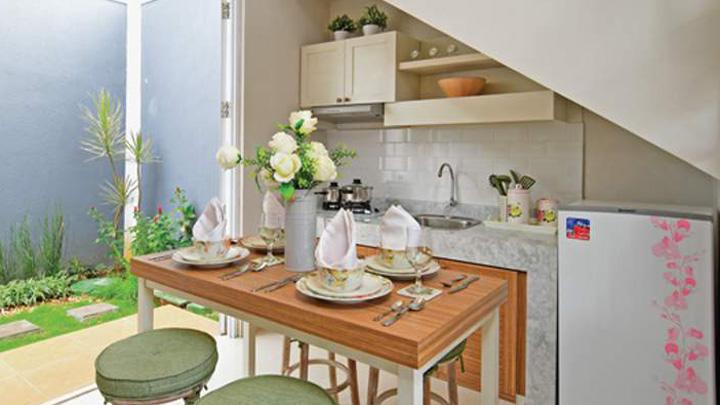 Koropak.co.id - Inspirasi Desain Ruang Makan Kecil Ceria (2)