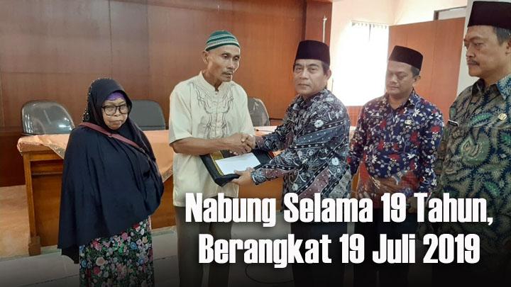 Koropak.co.id - Inspiratif, Kisah Tukang Rumput di Tasikmalaya Berhasil Berangkat Haji (2)