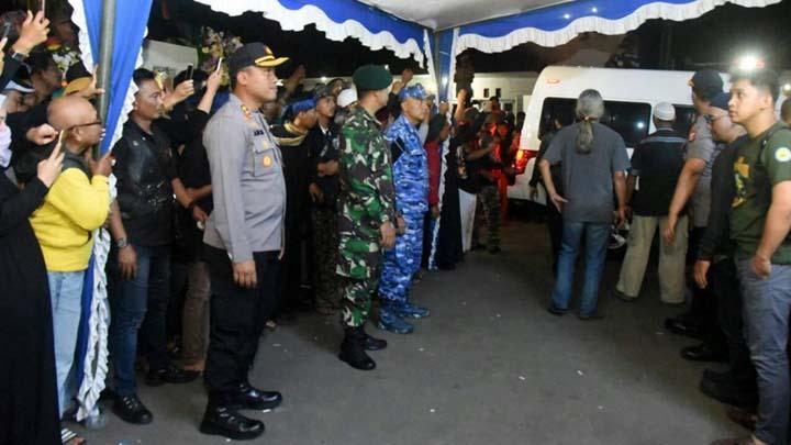 Koropak.co.id - Isak Tangis Pecah di Pemakaman Afridza Syach Munandar (1)