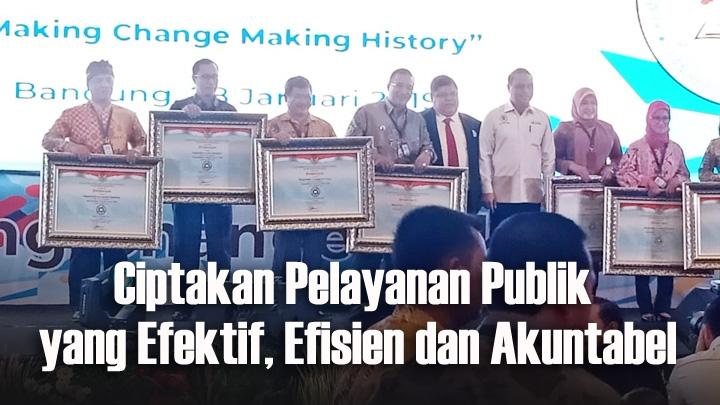 Koropak.co.id - Istimewa, Kota Tasikmalaya Raih Predikat BB 2
