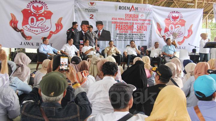 Koropak.co.id - Jabar Patokan Kemenangan Prabowo-Sandi (2)