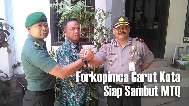 Koropak.co.id - Jadi Tuan Rumah, Kecamatan Garut Kota Bersiap Menyambut MTQ (2)