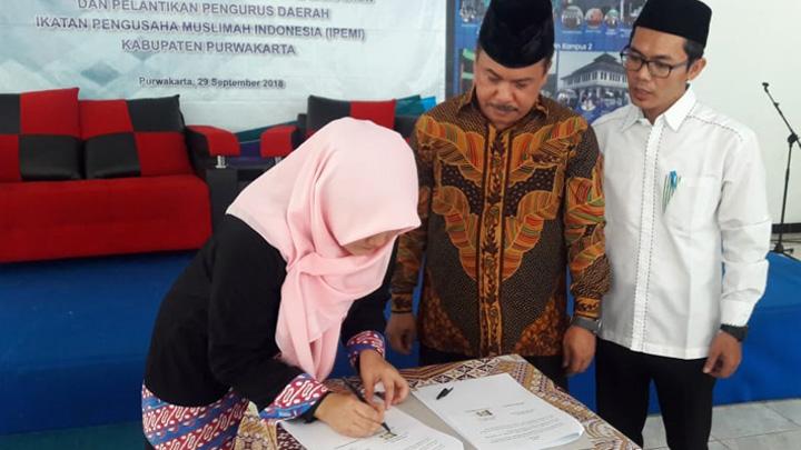 Koropak.co.id - Jatuh Bangun Warnai Kiprah H Asep Syaripudin (1)
