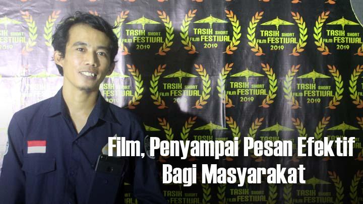Jatuh Bangunnya Dunia Perfilman di Tasikmalaya, Bangkit Berkat TSFF