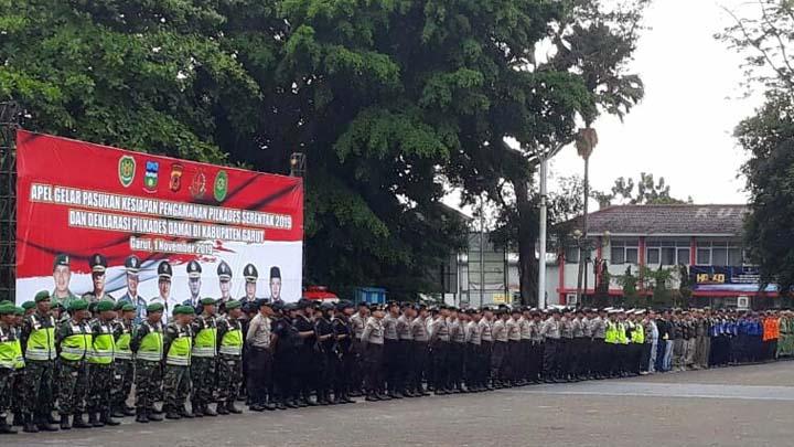 Koropak.co.id - Jelang Pilkades, Bupati Garut Harapkan Kondusifitas Terjaga (2)