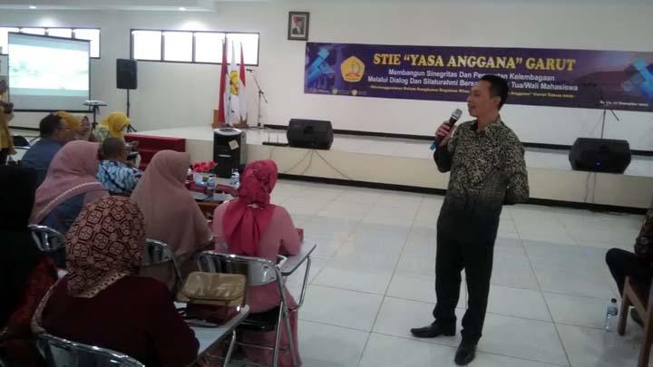 Koropak.co.id - Jelang Wisuda, STIE Yasa Anggana Gelar Pertemuan Dengan Orangtua Mahasiswa (2)