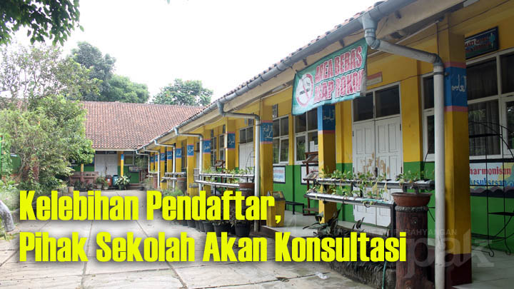 Koropak.co.id - Jumlah Pendaftar di SDN Sukamulya Tasikmalaya Melebihi Kuota (3)