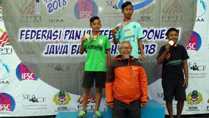 Koropak.co.id - Kabupaten Tasikmalaya Raih Dua Medali