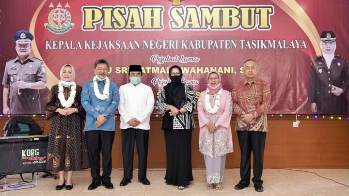 Koropak.co.id - Kajari Kabupaten Tasikmalaya Menjabat Aspidum Kejati Bengkulu