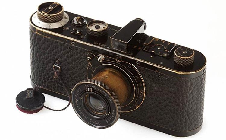 Ini Rekor Lelang Kamera Termahal di Dunia