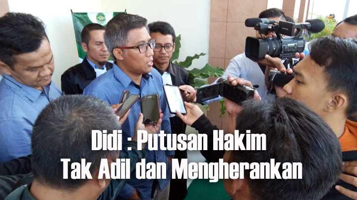 Koropak.co.id - Kampanye di Sekolah, AZN Divonis 4 Bulan Penjara (2)