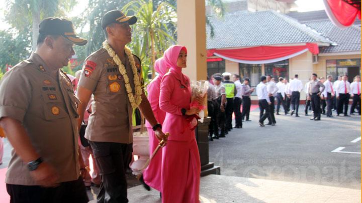 Koropak.co.id - Kapolda Jabar Kunjungi Mako Polres Tasikmalaya Kota (2)