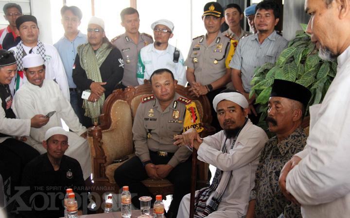 Umat Islam Serukan Adili Sukmawati