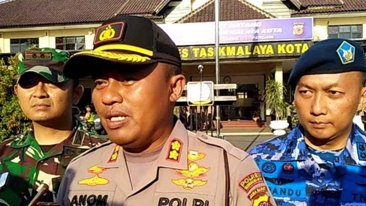Koropak.co.id - Kapolres Tasikmalaya Larang Anggota Pamer Harta di Sosial Media (2)