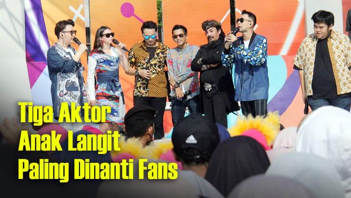 Koropak.co.id - Karnaval SCTV di Hari Jadi Ciamis Bertabur Bintang (2)