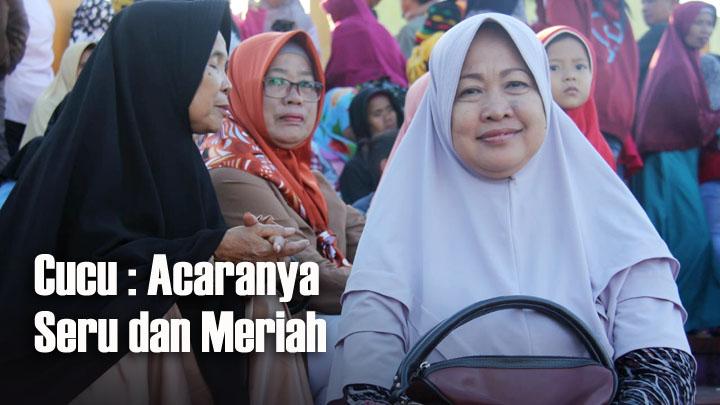 Koropak.co.id - Karnaval SCTV, Warga Ciamis Penasaran Dengan Orang Ketiga (3)