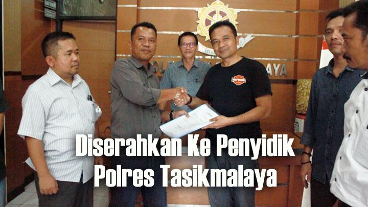 Koropak.co.id - Kasus Money Politics Dilimpahkan Ke Polres Tasikmalaya (2)