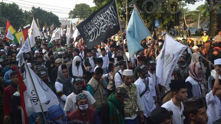 Koropak.co.id - Kawal Pencabutan RUU HIP, Ormas Islam Tasikmalaya Persiapkan Aksi Menembus Jakarta (2)