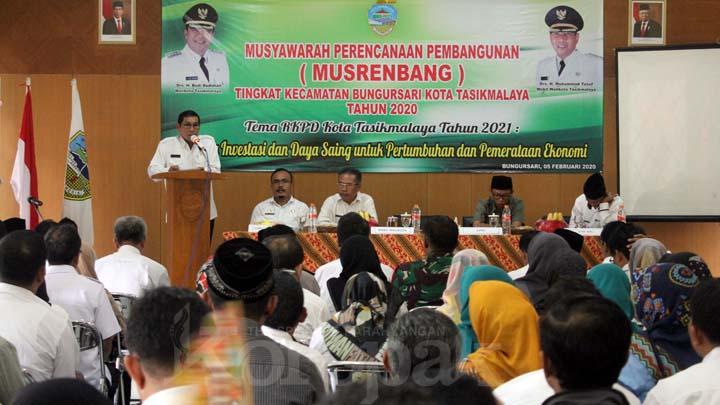 Koropak.co.id - Kecamatan Bungursari Ditargetkan Jadi Pusat Pergudangan (2)