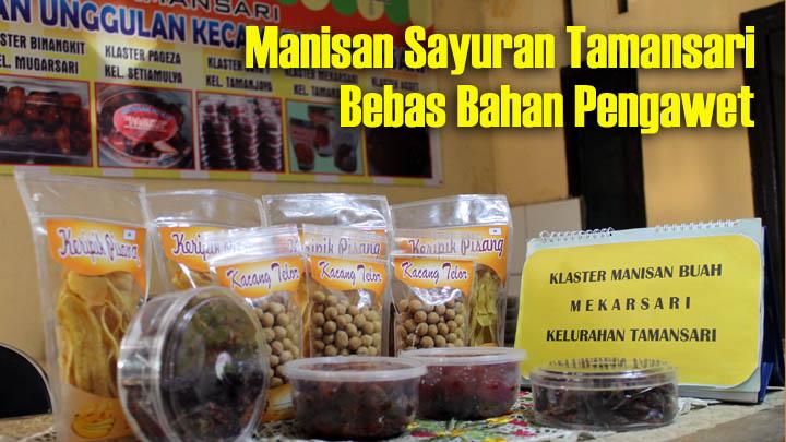 Koropak.co.id - Kecamatan Tamansari Jadi Sentra Produk Olahan Manisan Sayuran (1)