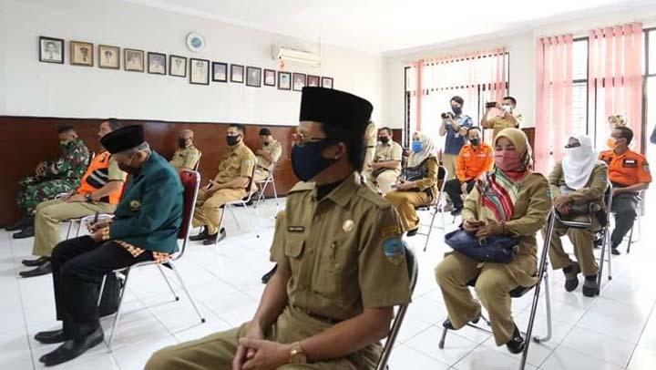 Koropak.co.id - Kecamatan Tawang Terbanyak Pasien Positif Corona di Kota Tasikmalaya