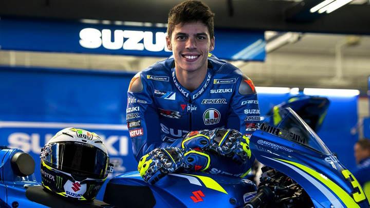 Koropak.co.id - Kecelakaan Brno Saat Tes MotoGP, Joan Mir Dilarikan ke Rumah Sakit (2)