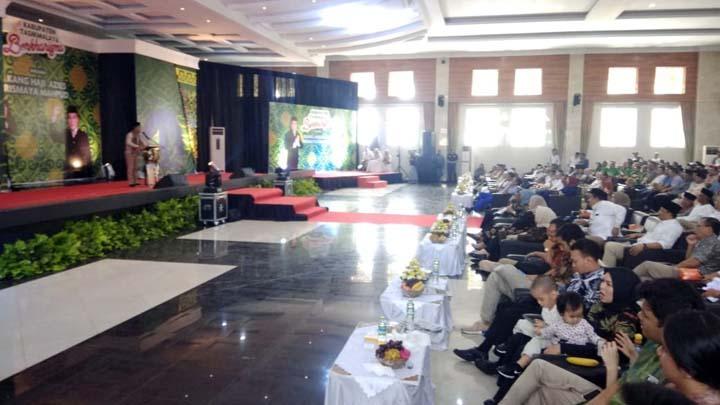 Koropak.co.id - Keluarga Besar Mayasari Deklarasikan Haji Azies Maju di Pilkada 2020 (3)