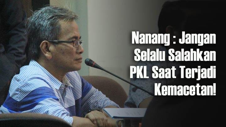 Koropak.co.id - Keluhkan Nasib, PKL Curhat ke Dewan Soal Pengusiran di Taman Kota (2)