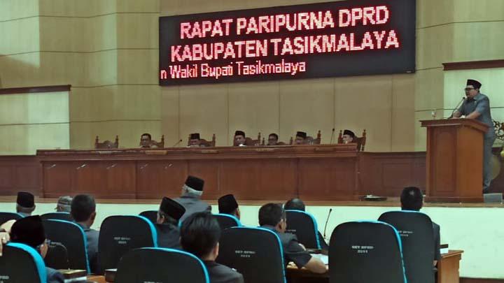 Koropak.co.id - Kemenangan Deni Sagara Ditetapkan Oleh Rapat Paripurna (2)