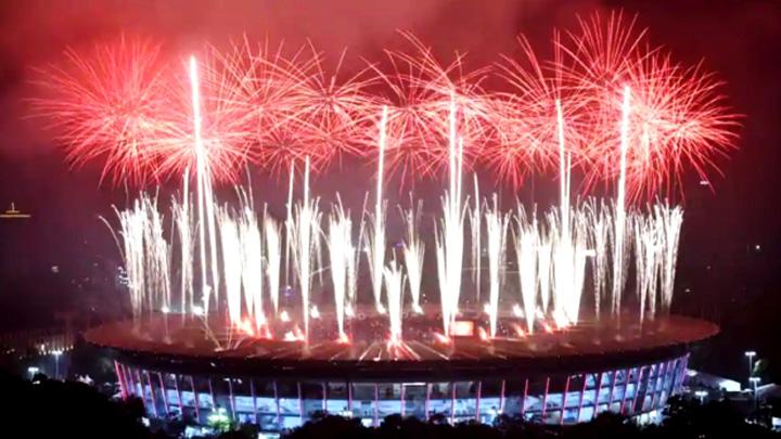 Koropak.co.id - Kemeriahan Closing Ceremony Asian Games 2018 1