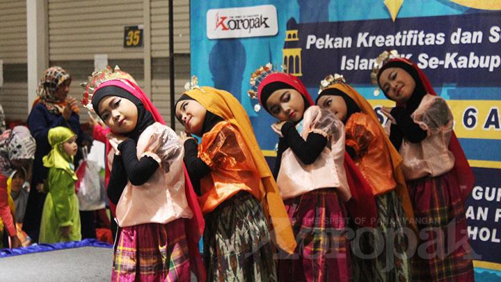 Koropak.co.id - Kemeriahan Pentas PAI 2019 Kabupaten Tasikmalaya (2)