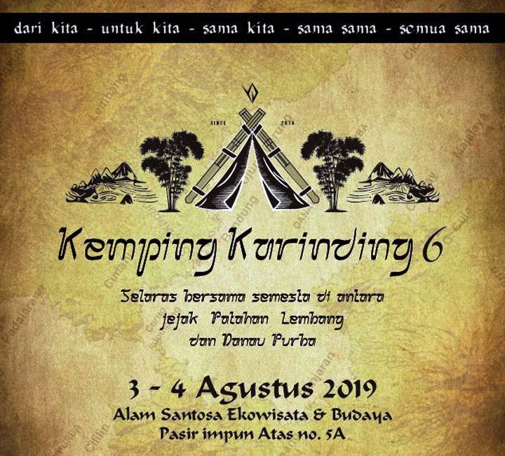 Koropak.co.id - Kemping Karinding Se-Jawa Barat Momentum Diskusi Bumi Terkini (2)