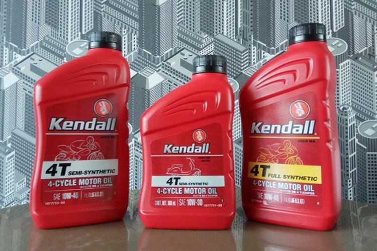 Kendall Lubricants Hadirkan Oli Motor Terbaru