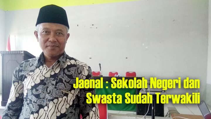 Koropak.co.id - Kepala SMPN 17 Tasikmalaya Jadi Ketua MKKS Kota Tasikmalaya