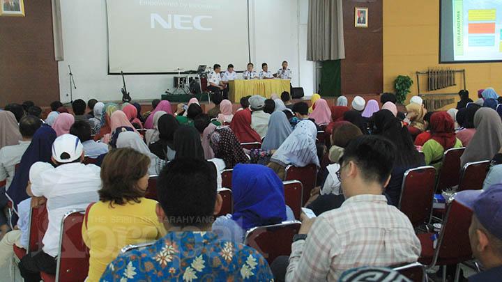 Koropak.co.id - Kepercayaan Masyarakat Terhadap Poltekpel Banten (3)