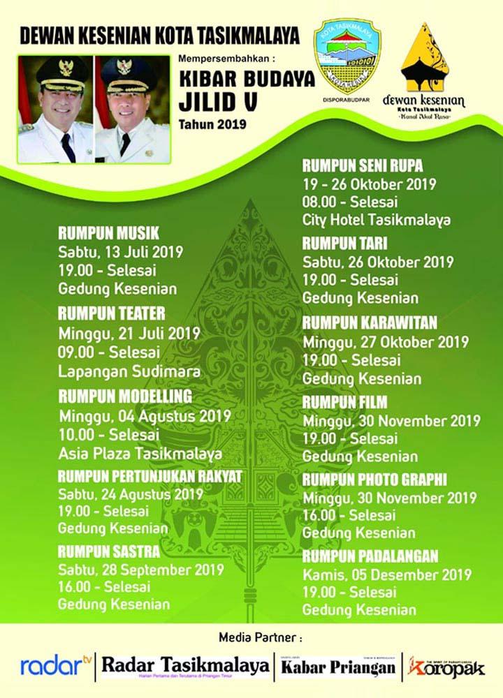 Koropak.co.id - Kesenian Lintas Daerah Akan Warnai Kibar Budaya 2019 (3)