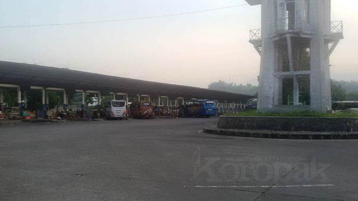 Terminal Indihiang Siap Hadapi Arus Mudik