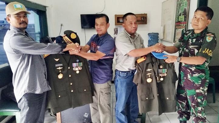 Kesultanan Selaco Segera Serahkan Sisa Seragam Militer