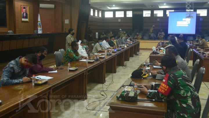 Koropak.co.id - Ketua GTP2 Covid-19 Kota Tasikmalaya Berikan Klarifikasi Soal Masker (1)