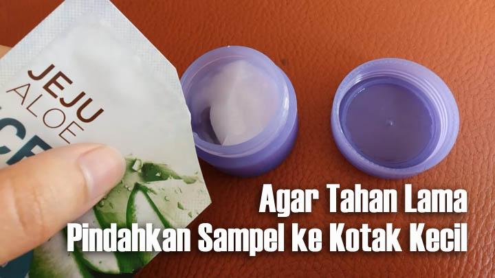 Koropak.co.id - Kiat Cerdas Manfaatkan Sampel Kosmetik Dengan Efektif 2