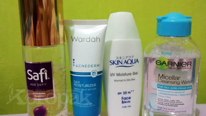 Koropak.co.id - Kiat Penggunaan Skincare yang benar Untuk Wajah (1)
