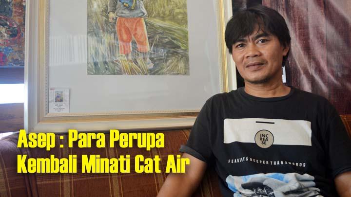 Koropak.co.id - Kibar Budaya Diwarnai Workshop Melukis Dengan Cat Air (2)