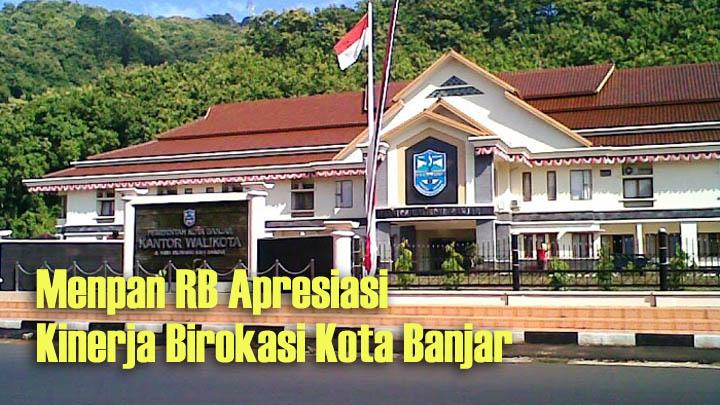 Koropak.co.id - Kinerja Pemkot Banjar Masuki Level B (2)