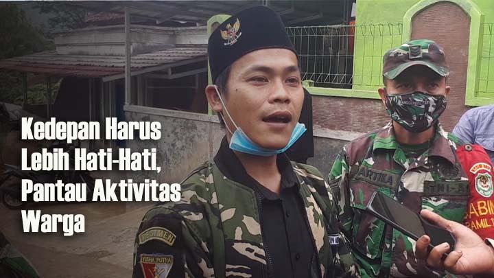 Koropak.co.id - Kisah Petani Durian di Tasikmalaya Yang Dikenal Ahli Tanam Ganja
