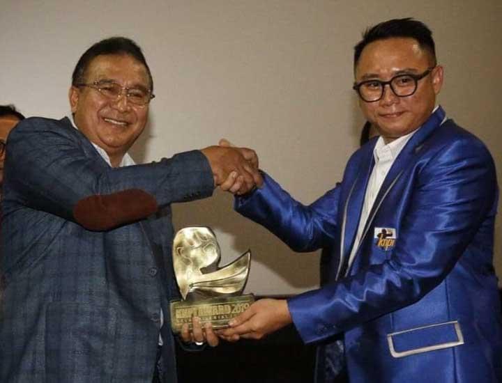 Koropak.co.id - KNPI Award 2019, Kota Tasikmalaya Raih Predikat Kota Milenial (2)