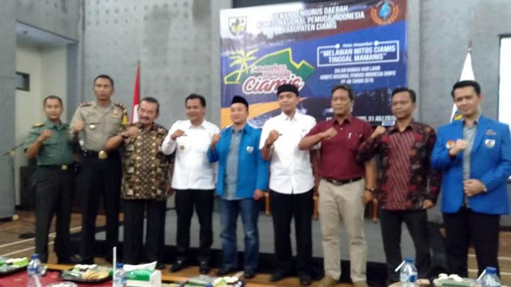 Koropak.co.id - KNPI Diharap Dukung Pemerintah Bangun Kabupaten Ciamis Lebih Baik (2)