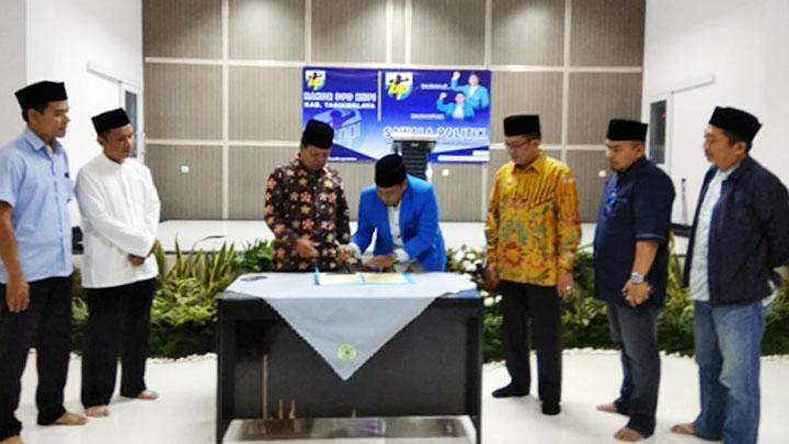 Koropak.co.id - KNPI Kabupaten Tasikmalaya Gaet MUI Bereskan Pemuda (2)